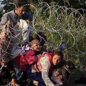 Η ΠΓΔΜ θα κατασκευάσει συρμάτινο φράχτη στα σύνορα με την Ελλάδα Εάν οι ευρωπαϊκές χώρες μειώσουν τον αριθμό προσφύγων και μεταναστών πουδέχονται
