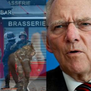 «Καλοβλέπει» τον στρατό στο δρόμο ο Σόϊμπλε – Τι δήλωσε με αφορμή τοΠαρίσι