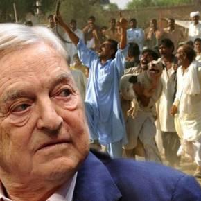 Ο διαβόητος δισεκατομμυριούχος Τζορτζ Σόρος θέλει να πυροδοτήσει μια ολομέτωπη ισλαμική επανάσταση στηνΕυρώπη!