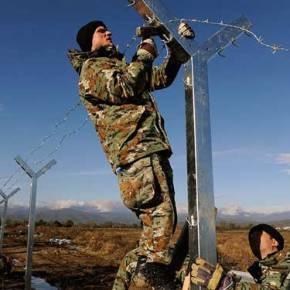 Φράχτη στα σύνορα με την Ελλάδα υψώνουν ταΣκόπια