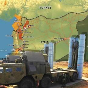 Η Τουρκία παίζει με τη φωτιά: Ετοιμάζει αεροπορικές επιχειρήσεις στη Συρία με τους ρωσικούς S-300 έτοιμους για…βολή