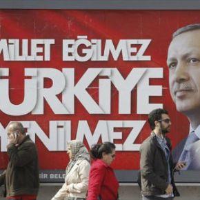 Η Τουρκία διαλύεται…