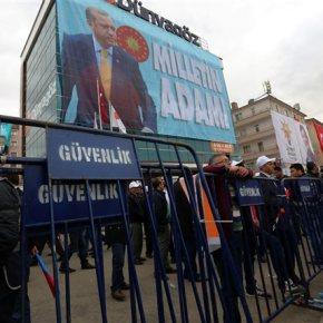 Τουρκία:Απόλυτα κυρίαρχος με 317 βουλeυτές ο Ερντογάν – Οριακά εντός βουλής το κουρδικό κόμμα-Ανανέωση.