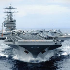 Οι ΗΠΑ στέλνουν αεροπλανοφόρο στη Μεσόγειο κατά του Ισλαμικούκράτους
