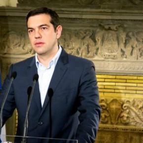 Απομόνωση των τρομοκρατών και τερματισμό των συγκρούσεων ζήτησε οΤσίπρας