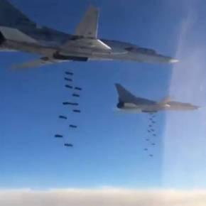 Επεισόδιο Τουρκίας-Ρωσίας μετά τον αφανισμό από ρωσικά μαχητικά τουρκικού κομβόι όπλων στα μειονοτικά χωριά της Συρίας! (φωτο,–
