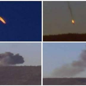 Κατάρριψη ρωσικού μαχητικού: Αυτά είναι τα τουρκικάπαραμύθια!