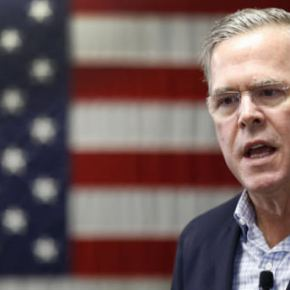 Τζεμπ Μπους: ''Οι ΗΠΑ θα πρέπει να δεχθούν μόνο «Χριστιανούς» πρόσφυγες από τηνΣυρία''