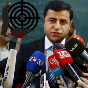 Έπιασε Δουλειά ο Ερντογάν – Απόπειρα Δολοφονίας του Ηγέτη του φιλοκουρδικού κόμματος τηςΤουρκίας