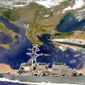 «Καζάνι έτοιμο να σκάσει» η Αν.Μεσόγειος: Μαχητικά και αντιτορπιλικά έστειλαν οι ΗΠΑ για να προστατεύσουν τηνΤουρκία