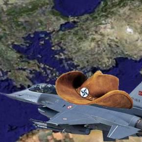 «Καουμποϊλίκια» της τουρκικής αεροπορίας σε Ελλάδα , Κύπρο, Ιράν και Συρία προβάλει ο ρωσικόςτύπος