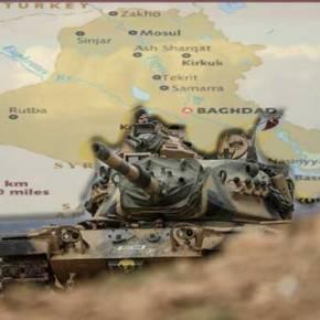 ΑΠΟΚΛΕΙΣΤΙΚΟ… Πρώτο Βήμα για την Προσάρτηση! Ο Πραγματικός Λόγος που η Τουρκία Έστειλε Στρατεύματα στοΙράκ