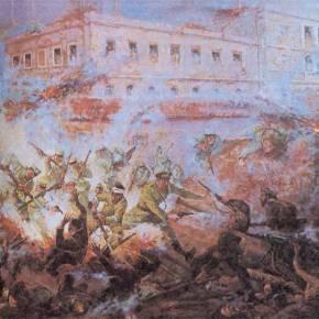 6 Δεκεμβρίου 1944: Σαν σήμερα αρχίζει η μάχη στο Σύνταγμα ΧωροφυλακήςΜακρυγιάννη