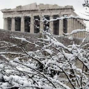 Εκτακτο δελτίο επιδείνωσης καιρού – Χιονιάς θα σαρώσει τη χώρα – Στα «λευκά» και ηΑττική!