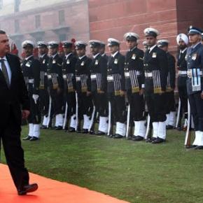 Επίσημη επίσκεψη ΥΕΘΑ Πάνου Καμμένου στην ΙνδίαΦωτογραφίες.