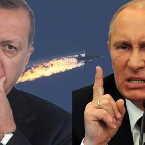 ΠΟΥΤΙΝ: «Όσο είναι ο Ερντογάν στην εξουσία βελτίωση σχέσεων με Τουρκία μηνπεριμένετε»!