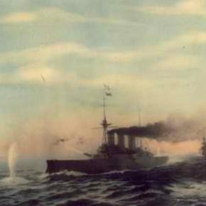 3 Δεκεμβρίου 1912.Ναυμαχία Έλλης: Οι Τούρκοι είχαν γράψει τις διαθήκες τους πριν τηναυμαχία!