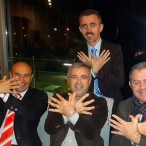 ΤΟΥΡΚΙΑ-ΑΛΒΑΝΙΑ συμμαχία! Χαρείτε τους «εθνικιστές» της ΜεγάληςΑλβανίας!
