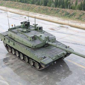 Ουκρανο-Τουρκική συνεργασία στον τομέα των αρμάτωνμάχης