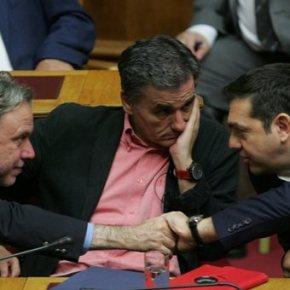Ασφαλιστικό: 50% αύξηση εσόδων και 50% περικοπές η πρόταση της Αθήνας Η κυβέρνηση θα επιμείνει στην πρόταση της για αύξηση των εισφορών εργοδοτών καιεργαζόμενων