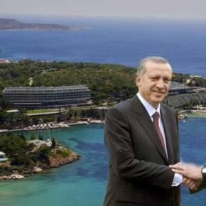 Αναίμακτα η Τουρκία καταλαμβάνει τα παράλια της Αττικής: Στα χέρια του ομίλου Dogus Φλοίσβος, Ελληνικό, Καβούρι και ΑστέραςΒουλιαγμένης