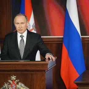 Μήνυμα Πούτιν προς Όλες τις Κατευθύνσεις: «Οποιος Απειλεί τις Ρωσικές Δνάμεις στη Συρία θα ΚαταστρέφεταιΑμέσως