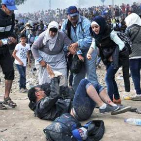 ΕΙΔΟΜΕΝΗ… Αρνούνται να πάνε στην Αθήνα οιΛαθρομετανάστες