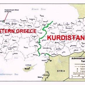 Ρώσοι κυκλοφορούν «ενημερωμένους» χάρτες της Τουρκίας στα κοινωνικάμέσα