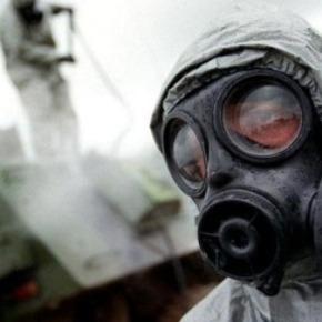 Βρέθηκαν χημικά όπλα χημικά σε στρατόπεδο του ISIS στηΣυρία