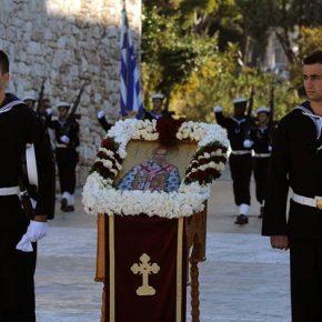 """Αυτούς προστατεύει ο Αι"""" Νικόλας …Γιατί ετούτοι εδώ προστατεύουν την Ελλάδα!(video)"""