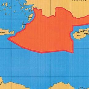 Η αιτία ενός πιθανού ελληνοτουρκικού πολέμου θα είναι η ανακήρυξη από την Τουρκία «ΜεσογειακήςΑΟΖ»!!