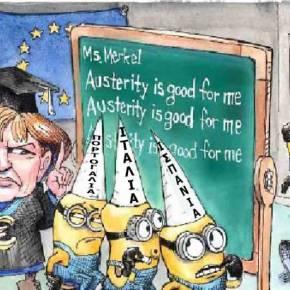 Γερμανικός Τύπος: Η Ευρώπη ετοιμάζει επανάσταση ενάντια στις πολιτικές της Α. Μέρκελ!!