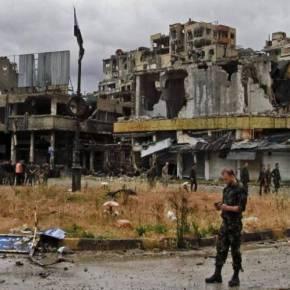«ΠΑΣΗ ΔΥΝΑΜΕΙ» ΠΛΕΕΙ ΠΡΟΣ ΤΗΝ ΣΥΡΙΑ ΚΑΙ ΤΟ ΒΑΡΥ ΚΑΤΑΔΡΟΜΙΚΟ «VARYAG» – Μετά από 23.500 νεκρούς ο συριακός Στρατός ανακατέλαβε την Χομς από τους ισλαμιστές – Παραδόθηκαν σήμερα!–