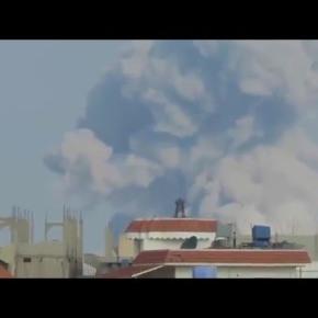 ΟΙ ΡΩΣΟΙ «ΒΟΜΒΑΡΔΙΖΟΥΝ» ΜΑΘΗΜΑΤΑ ΙΣΧΥΟΣ,(βίντεο)