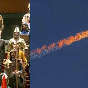 Οι Τούρκοι απαντούν στη Μόσχα: «Δεν καταρρίψαμε το ρωσικό αεροσκάφος με τη βοήθεια τωνΗΠΑ»