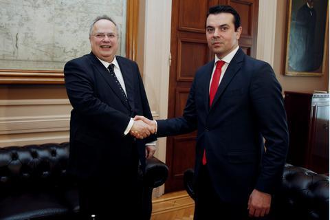 ΥΠΕΞ ΚΟΤΖΙΑΣ Ν. POPOSKI N. ΣΥΝΑΝΤΗΣΗ
