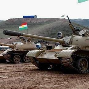 Οι ΗΠΑ στέλνουν τώρα βαρύ οπλισμό στους Κούρδους – Πάνε να σώσουν ότι μπορούν από την «επέλαση» της Ρωσίας σε Συρία καιΙράκ