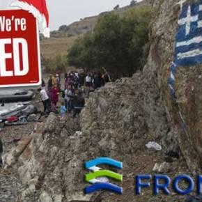 10.000 λάθρο σε Λέσβο και Χίο σε 48 ώρες και οι της Frontex φεύγουν λόγω…Χριστουγέννων!