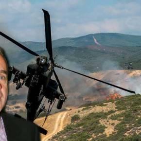 Νέα δίωξη κατά Θωμά Λιακουνάκου για τα ελικόπτεραΑπάτσι