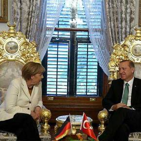 Άξονας Βερολίνου – Άγκυρας εναντίον Ρωσίας – Κύπρου καιΕλλάδος!!