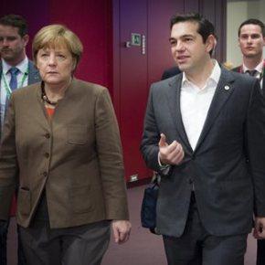 Την απευθείας μετεγκατάσταση προσφύγων από την Τουρκία και το πρωτόκολλο επιστροφών Ελλάδας-Τουρκίας έθεσε ο πρωθυπουργός Συναντήσεις του πρωθυπουργού με Μέρκελ και Ολάντ, στις Βρυξέλλες | Τσίπρας: «Ένα διήμερο με θετικές αποφάσεις για τηνΕλλάδα»