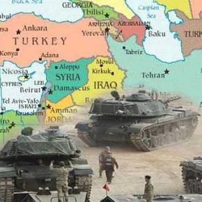 Τουρκικά στρατεύματα κινούνται βόρεια στο Ιράκ προς άγνωστηκατεύθυνση