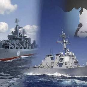 Σε θέσεις μάχης: To USS Carney και τουρκικά υποβρύχια απέναντι από το «Moskva» – Δείτε εικόνες καιβίντεο