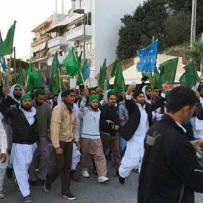 Πακιστανοί φωνάζοντας «Αλλάχ Ακμπάρ» γιόρτασαν τα γενέθλια του Μωάμεθ στο… Λασίθι!ΒΙΝΤΕΟ