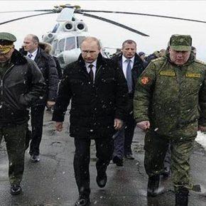 Ο Πούτιν Οδηγεί με Ψυχραιμία τον Ερντογάν στο Μοιραίο Λάθος…