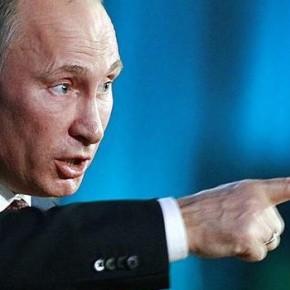 Πούτιν προς Τούρκους: Εάν τολμάτε σηκώστε τώρα τα αεροπλάνασας!