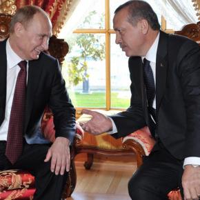 Στα άκρα η σύγκρουση Πούτιν –Ερντογάν