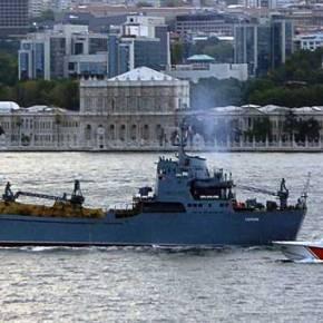 Η Τουρκία απήγαγε τέσσερα ρωσικά πλοία στην Μαύρη Θάλασσα – Τα έχει «κλειδώσει» στηνΣαμψούντα