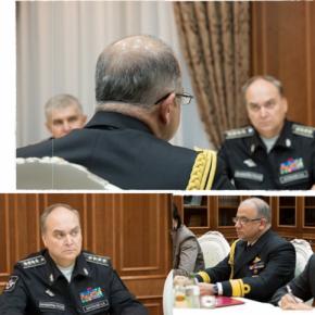 Η κατσάδα του Ρώσου υπουργού στον Τούρκο ναυτικό ακόλουθο σεφωτογραφίες!