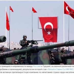 Η αντι-ρωσική προπαγάνδα στην Τουρκία κερδίζειέδαφος